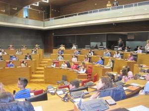 parlamento 312 [Resolucion de Escritorio]
