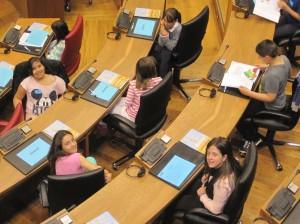 parlamento 326 [Resolucion de Escritorio]